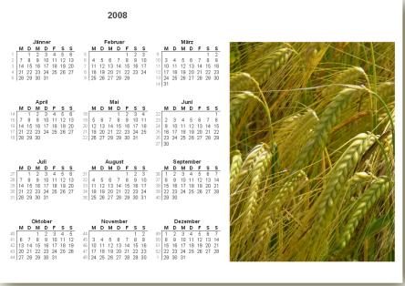 Kalender Selber Machen Bastelanleitung Pictures to pin on Pinterest