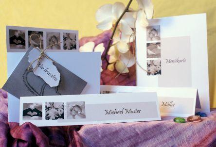 Bastelanleitung: Einladungskarte Zur Hochzeit Mit Herz, Einladungs