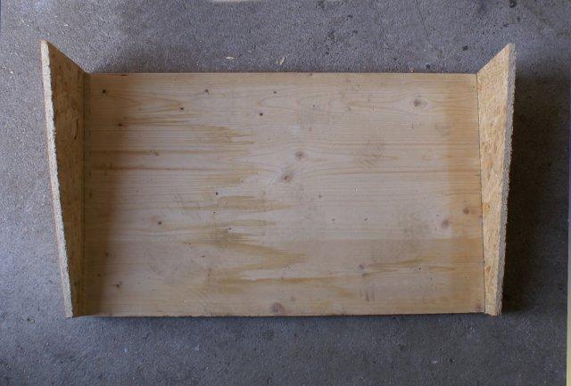 bastelanleitung futterraufe bauen tiere nic bastelt. Black Bedroom Furniture Sets. Home Design Ideas